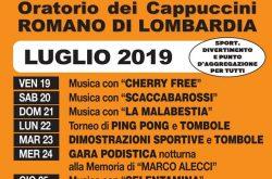 Festa dello Sport - Romano di Lombardia