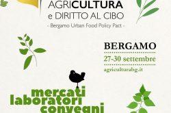 """Festival """"AgriCultura e diritto al cibo"""" - Bergamo"""
