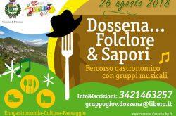 Folclore & Sapori - Dossena