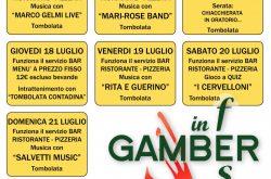Gamber in Festa - Pognano