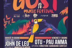 Gost Music Festival al Polaresco - Bergamo