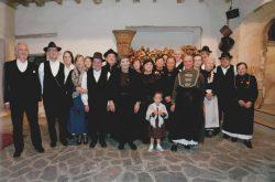 Festival Internazionale del Folclore e Sagra dei Capù – Parre