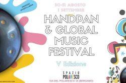 Handpan & Global Music Festival al Polaresco - Bergamo