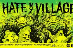 I Hate My Village al Druso - Ranica