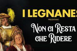 I Legnanesi al Teatro Creberg - Bergamo