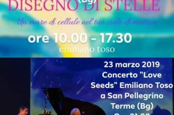 Seminario e Concerto di Emiliano Toso a 432 hz - San Pellegrino Terme