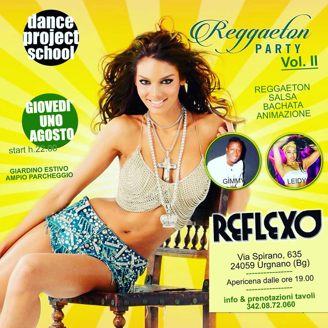 Reggaeton Party al Reflexo - Urgnano