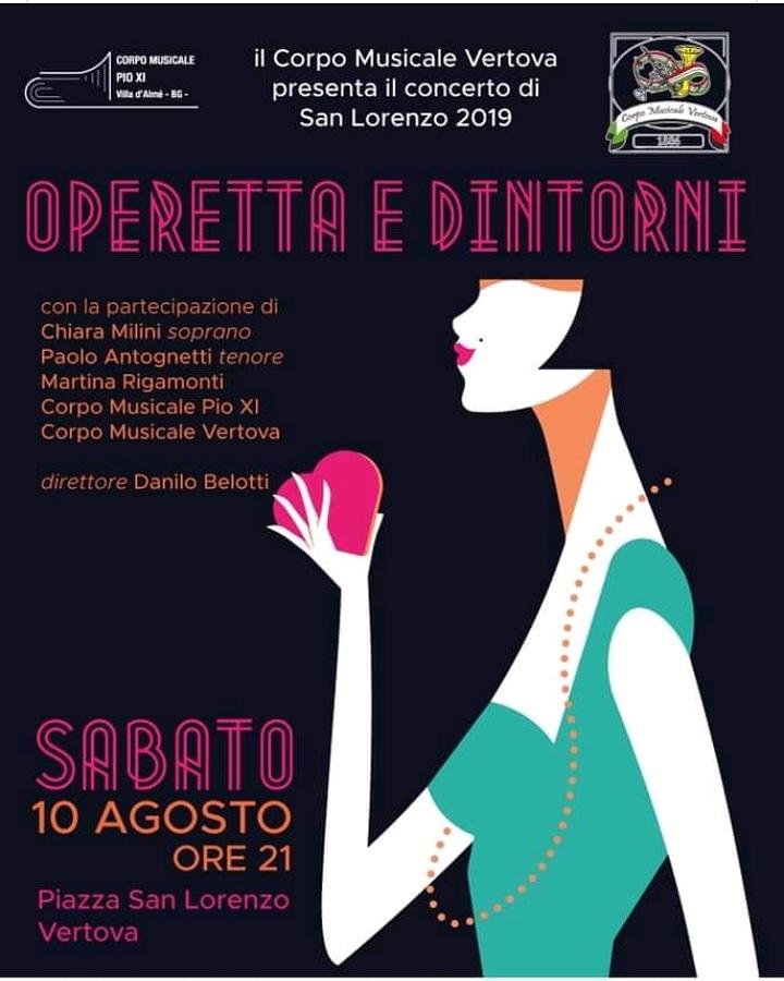 Concerto di San Lorenzo - Vertova