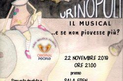 """Musical """"Scuola Musical Original People"""" - Stezzano"""