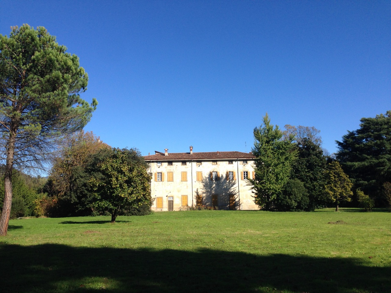 Visite guidate Villa Grismondi Finardi - Bergamo