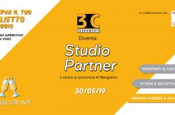 """Inagurazione """"Studio Partner Finstral"""" 3C serramenti - Ranica"""