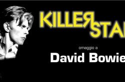 KillerStar (David Bowie tribute) concerto al The Rocker Pub - Barzana
