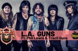L.A. Guns Concerto al Druso - Ranica