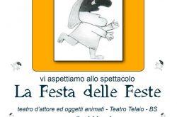 """""""La Festa delle Feste"""" Teatro - Presezzo"""