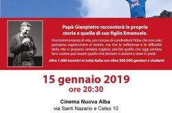 Lasciami Volare Incontro al Teatro Nuova Alba - Suisio