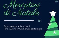 Mercatini di Natale - Brusaporto