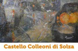 Mostra Donato Frisia Jr. al Castello Colleoni - Solza