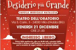 Natale per Tutti Teatro - Villa d'Adda