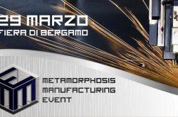 Metamorphosis Manufacturing Event 2018 - Bergamo città