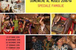 Speciale Famiglie Giochi e laboratori al Museo Africano - Urgnano