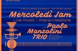 """""""Paolo Manzolini Trio"""" Concerto al Polaresco - Bergamo"""