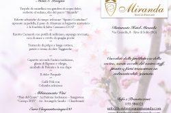 Santa Pasqua Ristorante Miranda - Riva di Solto