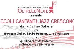 Piccoli Cantanti Jazz Crescono - Grassobbio