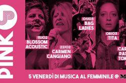 Carmen Cangiano al Maite - Bergamo