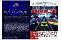 WIT MATRIX - tributo ai Pink Floyd - Villa d'Alme