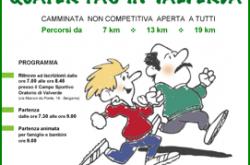 Quater Pas in Valverda - Bergamo