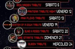 Iron Maiden Tributo in concerto UFO - Mozzo