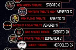 System of a Down in concerto UFO - Mozzo