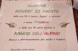 Rancio dell'Alpino - Clusone