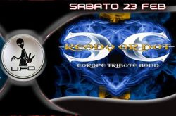 Ready or not - Europe tribute band UFO - Mozzo