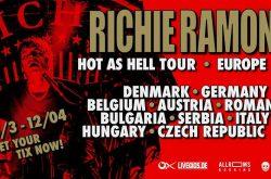 Richie Ramone al Druso - Ranica
