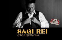 Sagi Rei al Revel Theater - Treviglio