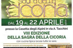 Sagra della cicoria 2018 Cazzano Sant'Andrea