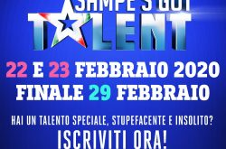 Sampe's Got Talent - San Pellegrino Terme