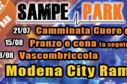 """Sampe Park"" - San Pellegrino Terme"