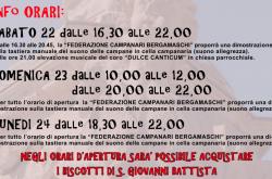 Visita Guidata al Campanile - Stezzano