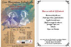 "Cena Manzoniana ""Assaporando I Promessi Sposi"" - Bergamo"