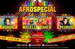 Serata Afro Sabbie Mobili - Chignolo d'Isola
