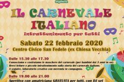 Il Carnevale Italiano - Calusco d'Adda
