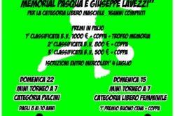 Torneo notturno calcio A7 memorial - Bossico