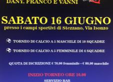 """""""Memorial Dany, Franco e Vanni"""" - Stezzano"""